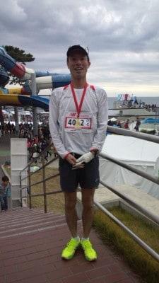 湘南国際マラソン2015