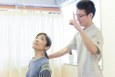 頚椎の検査