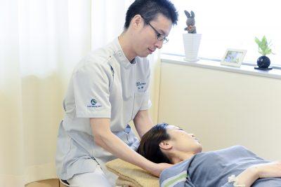 胸郭出口症候群施術